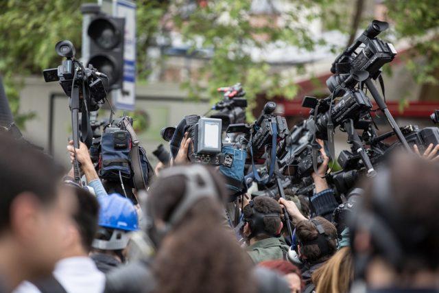 Medijska scena kao bure baruta